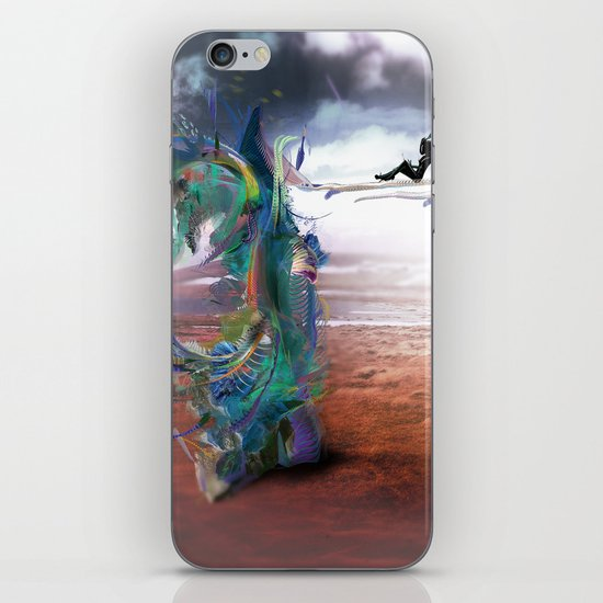 Tissin:nt iPhone & iPod Skin