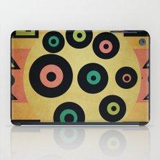 carpet pattern iPad Case
