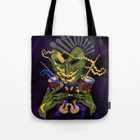Idol Music Tote Bag
