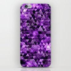 Give me space iPhone & iPod Skin