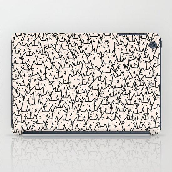 A Lot of Cats iPad Case