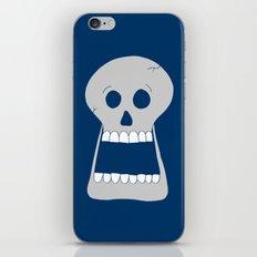 Halloween Skull iPhone & iPod Skin