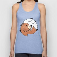 Moonbear Unisex Tank Top
