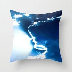Little Ray of Sunshine Throw Pillow