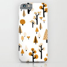 trees in the forest iPhone 6s Slim Case