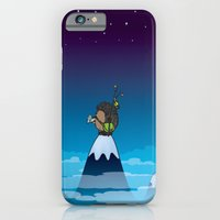 iPhone Cases featuring Where The Hell Am I ? by mangulica