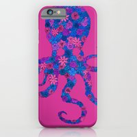 iPhone & iPod Case featuring Octo Bloom by Dampa