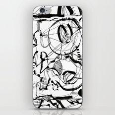 The Struggle iPhone & iPod Skin