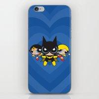 Supertough Girls iPhone & iPod Skin