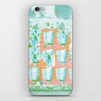WALL PAPER NYC iPhone & iPod Skin
