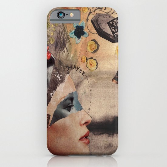 Yes, No, Maybe iPhone & iPod Case