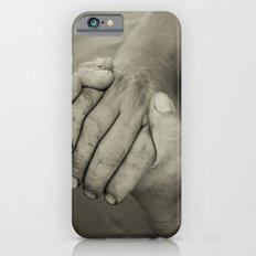 manos trabajadoras iPhone 6s Slim Case