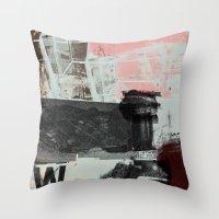 Three Things Throw Pillow