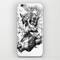 Destructive Creation iPhone & iPod Skin