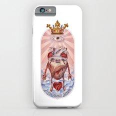 Non Omnis Moriar iPhone 6 Slim Case