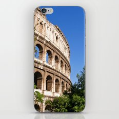 The Colosseum in Rome iPhone & iPod Skin