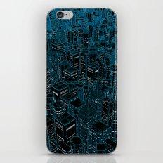 Night Light City / Linea… iPhone & iPod Skin