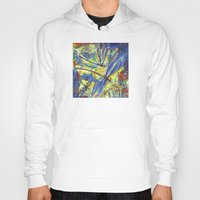 Hoody featuring Dragonflies by Nato Gomes