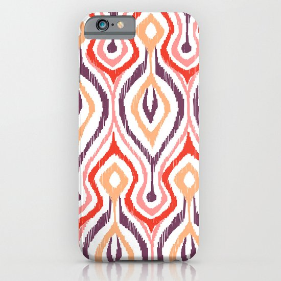 Sketchy Ikat - Nebula iPhone & iPod Case