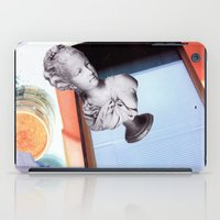 Relaxation Time-series iPad Case