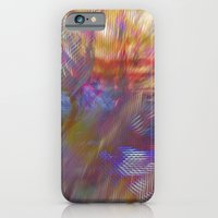 Textural Mountains 2 iPhone 6 Slim Case
