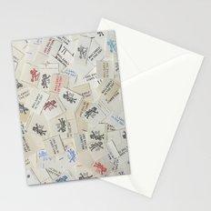 Vintage Postal Ephemera - Mr. Zip Stationery Cards
