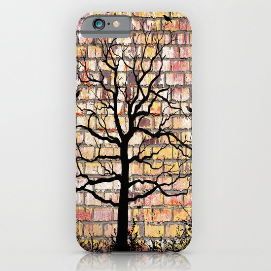 Graffiti Tree iPhone & iPod Case