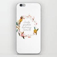 Psalm 23 iPhone & iPod Skin
