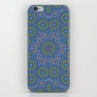 Lace Kaleidoscope iPhone & iPod Skin