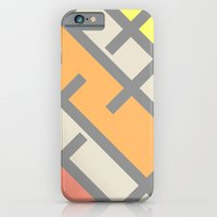 Saltwater Taffy iPhone 6 Slim Case
