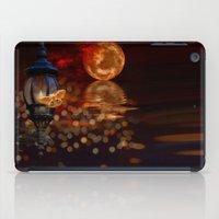 Like A Moth To A Flame iPad Case