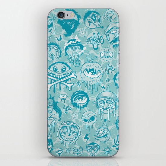 Characters iPhone & iPod Skin