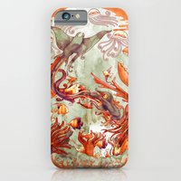 iPhone & iPod Case featuring Sea Change by Steven Lefcourt