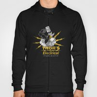 Thor - Thor's Electrical Hoody