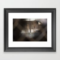 Curiosity 3 Framed Art Print