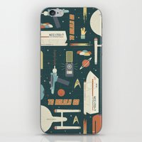 To Boldly Go... iPhone & iPod Skin