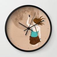 Instagramer Wall Clock