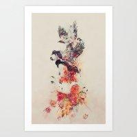 The Feast Art Print