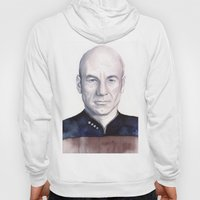 Captain Picard Hoody