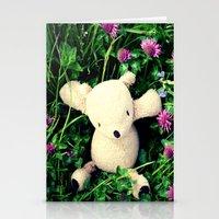 Clover Fields Stationery Cards