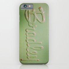 Bradley iPhone 6s Slim Case