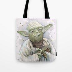 Yoda  Tote Bag