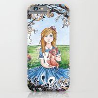 Just Ask Alice ..... iPhone 6 Slim Case