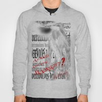 Werewolves Don´t Exist Hoody