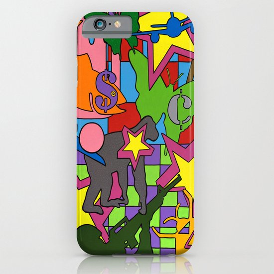 """4 Cents"" iPhone & iPod Case"
