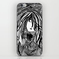 Falling Into You iPhone & iPod Skin