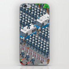 Life In Berlin iPhone & iPod Skin