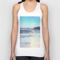 California Sunshine Waves Unisex Tank Top