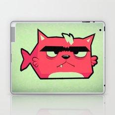 Cat-Fish Laptop & iPad Skin