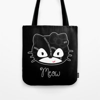 CatKitty Tote Bag